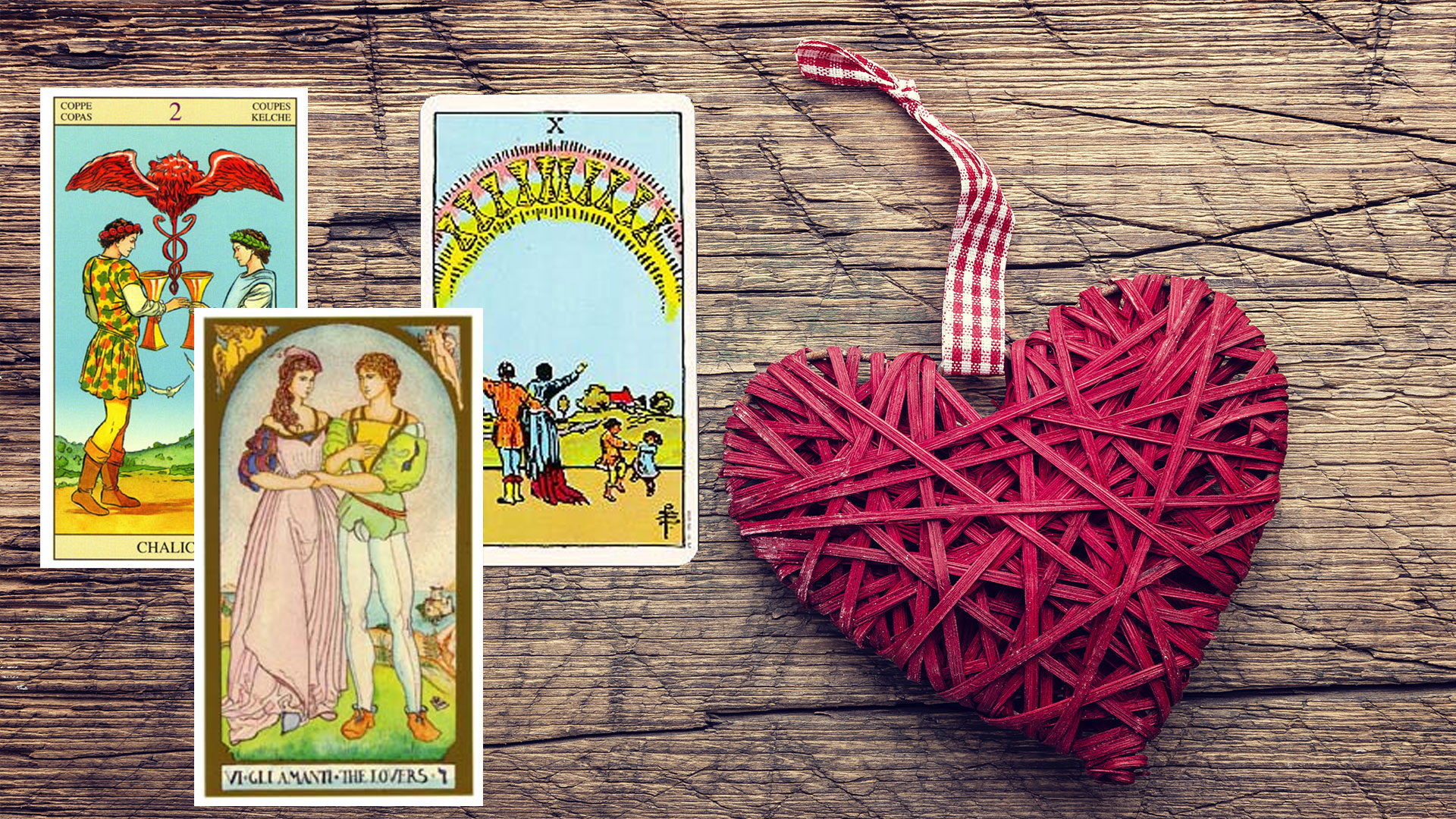 Tarot do Amor, o Que é?