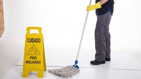 Cuidados com a Limpeza do Condomínio