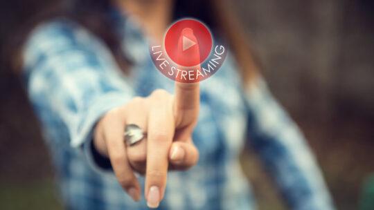 Como melhorar a Qualidade da Transmissão ao Vivo de Vídeos Profissionais