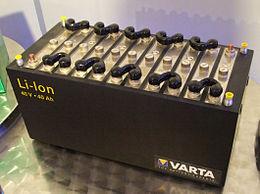 Qual é a diferença entre baterias de lítio e baterias de íon-lítio?