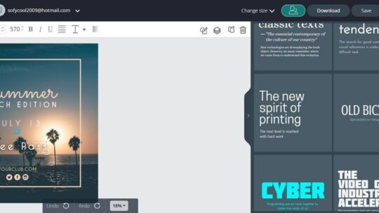 4 maneiras de criar um banner de site. Geradores de banners gratuitos. Dicas de design inteligente.